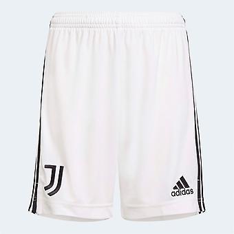 adidas Juventus Home Shorts 2021 2022 Junior