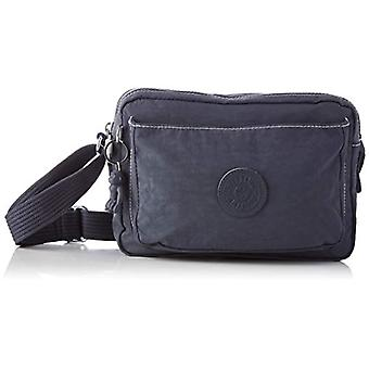 Kipling ABANU M, Women's Shoulder Bags, Grey Slate, One Size