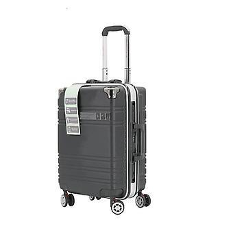 الساخنة 20/24inch المتداول الأمتعة Sipnner عجلات Abs + pc المرأة حقيبة السفر