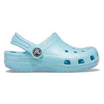 Crocs Classic Glitter Clog 2054414O9 universelle sommerbarn sko