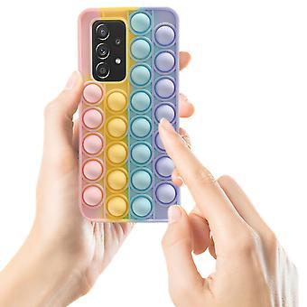 Samsung Galaxy A52/a52 5g - Shell / Bescherming / Pop It Fidget