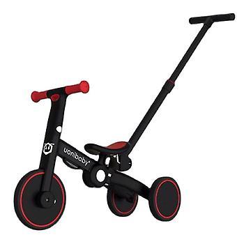 Lapset tasapainota pyörä lasten auto polkupyörä vauvan skootteri työntökahvan syntymäpäivä