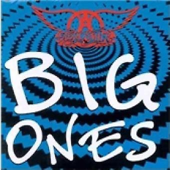 Aerosmith Big Ones CD