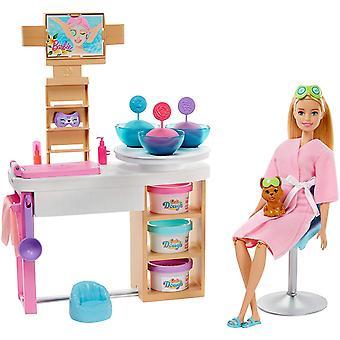Barbie Ansiktsmask Spa Dag Lekset