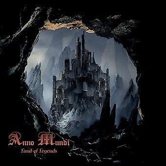Anno Mundi - Land Of Legends Vinyl