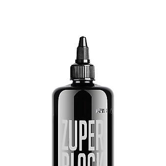 360ml/ Flasche Professinal Tattoo Tinte Schwarz Einfarbig Semi Permanent Make-up
