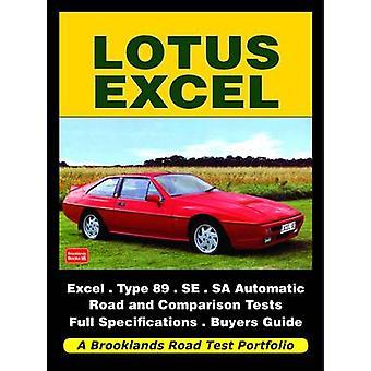 Lotus Excel Road Test Portfolio by Edited by R M Clarke
