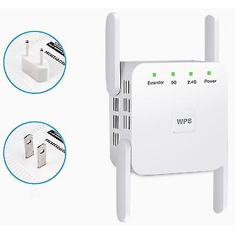 هوائي إشارة الداعم، 2.4 5G مزدوج النطاق اللاسلكية الموسع مكرر 1200M واي فاي الداعم
