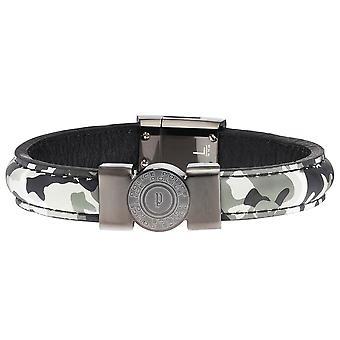 Police jewels shooter men's bracelet khaki small pj.25556blu_01-s
