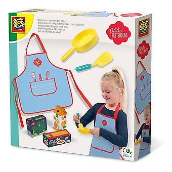 Petits Prétendants Déguisements d'enfants Costume Chef Set