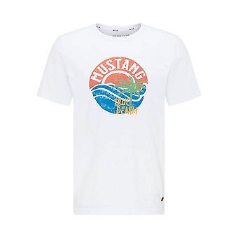 Mustang Shoes Logo Alex 10095342045 universal all year women t-shirt