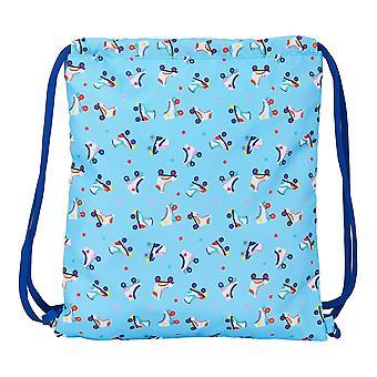 Backpack with Strings Rollers Moos