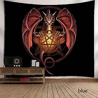 2021 Fashion Dragon Tapestry Wall Hanging Wall Art Decoration Tapestry Bedroom
