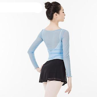 Sportovní Fitness Kulturistika Kalhoty Dámské krátké sukně taneční kalhoty s