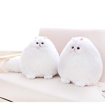 Cuddly Cat Soft Stuffed Animal Toy, Plush Cat Teddy For Kids Birthday Gifts Cute Cat Toy