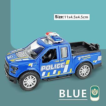 Police Series Alloy Druckguss Kinder Auto Spielzeug Modell