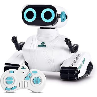 Rc Robot Toys With Remote Control Handle