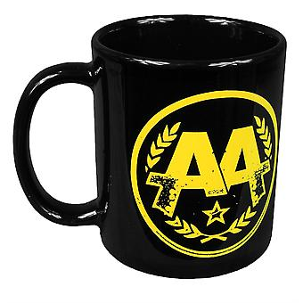 Asking Alexandria Circle Logo Mug