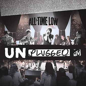 All Time Low - importation USA MTV Unplugged [CD]