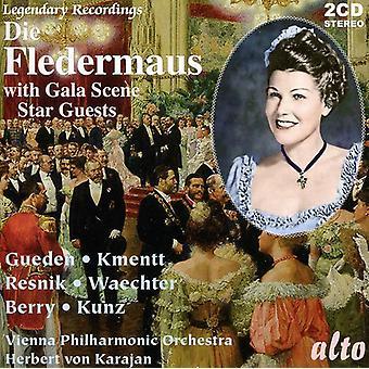 R. Strauss - Strauss: Die Fledermaus con importación de USA de Gala escena estrella invitados [CD]