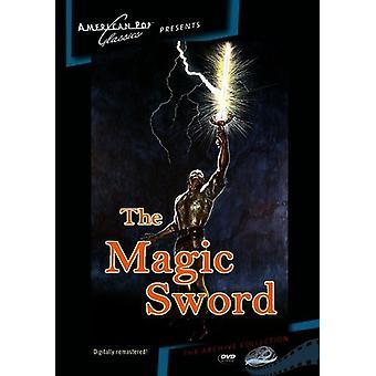 Importar de USA magia de espada [DVD]