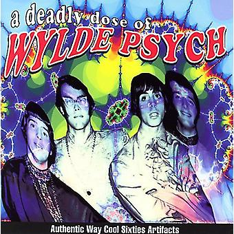 Deadly Dose of Wylde Psych - Deadly Dose of Wylde Psych [CD] USA import