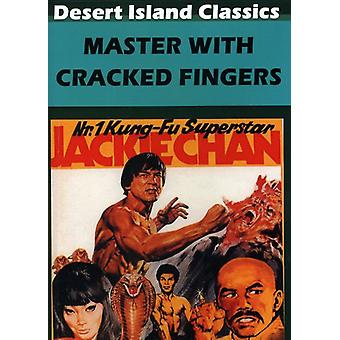 Master with Cracked Fingers (1971) [DVD] USA import