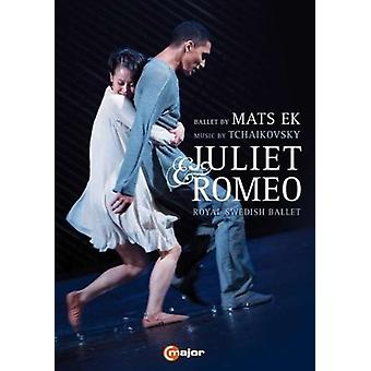 Tchaikovsky - Juliet & Romeo [DVD] USA import