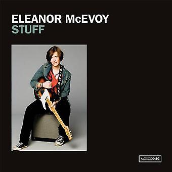 Eleanor McEvoy - Stuff [CD] USA import