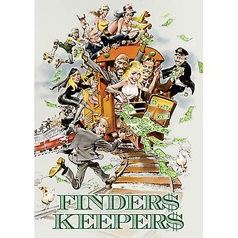 Finders Keeper (1984) [DVD] USA import