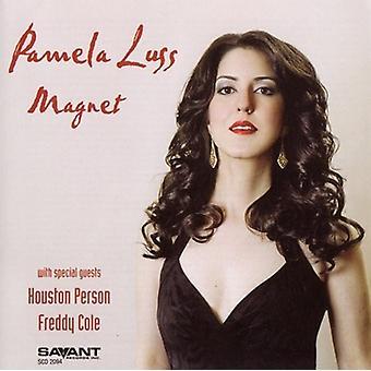 Pamela Luss - importation USA aimant [CD]