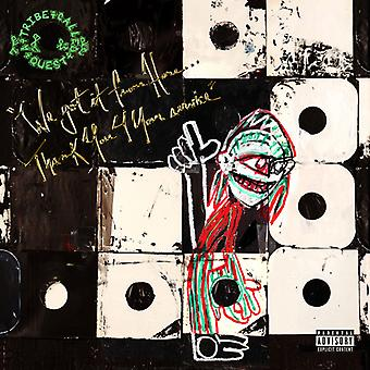 Tribe Called Quest - We Got It From Here Thank You 4 Your Service [CD] USA import