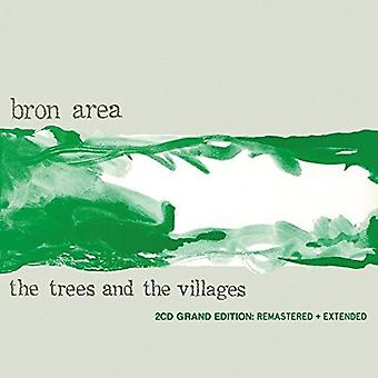 Bron Area - Trees & Villages [CD] USA import