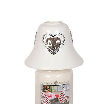 Aromalamp rendieren Candle Jar