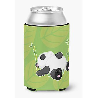Carolines Treasures  BB6798CC Passed Out Panda Can or Bottle Hugger