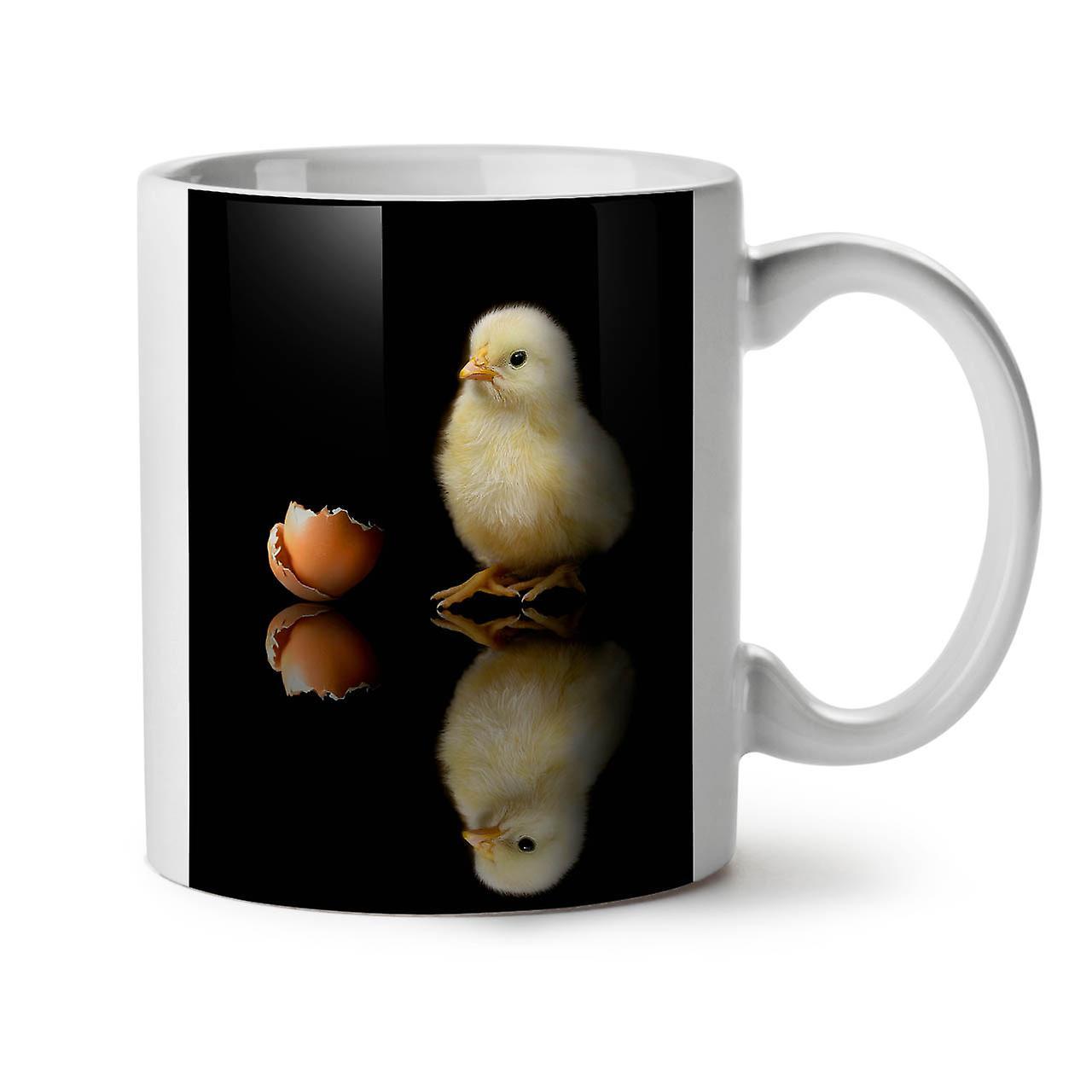 Chick Nature Photo NEW White Tea Coffee Ceramic Mug 11 oz   Wellcoda