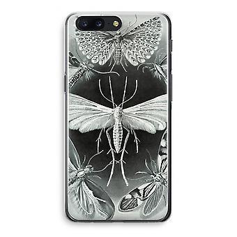 OnePlus 5 Transparant Case (Soft) - Haeckel Tineida