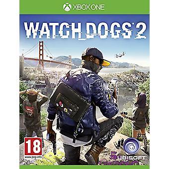 Watch Dogs 2 (Xbox One) - New