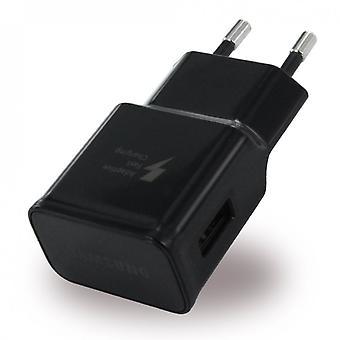 Samsung charge rapide 2 a pour alimentation EP-TA20EBE, chargeur BCE DU28EBE noir, Galaxy S6 S7, bord, note 5