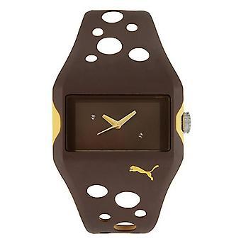 PUMA montre Active Flow Brown PU900071001 wrist watch hommes