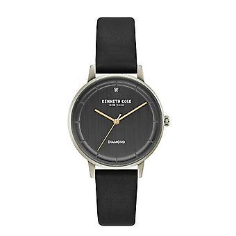 Kenneth Cole Nowy Jork kobiety nadgarstka zegarek analogowy, kwarcowy skórzane KC50010002