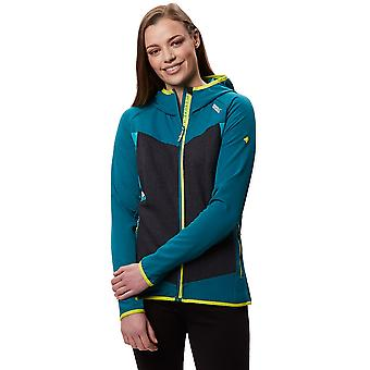 Regatta Womens/Ladies Carpo Hybrid Strech Wind Resistant Jacket Coat