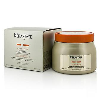 Kerastase Nutritive Protocole Immunite Secheresse Soin N°1 Durable Nourishment Anchoring Care (for All Dry Hair) - 500ml/16.9oz