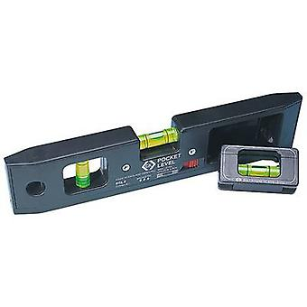 C.K. T3482 Spirit level 21 cm 1 mm/m Calibrated to: Manufacturers standards (no certificate)