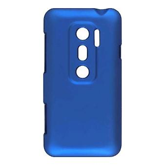 Wireless Solutions Color Click Case for HTC EVO 3D - Electric Blue