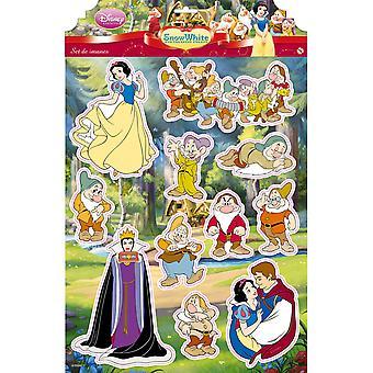 Snow White Magnet Set