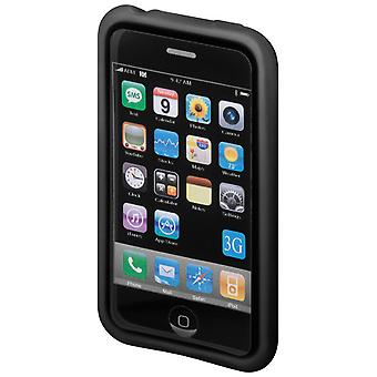 iPhone 3G silicone Cover in black