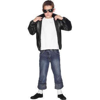 T-Bird jakke, middels alderen 6-8