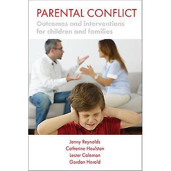 Föräldrarnas konflikt - resultat och insatser för barn och famili
