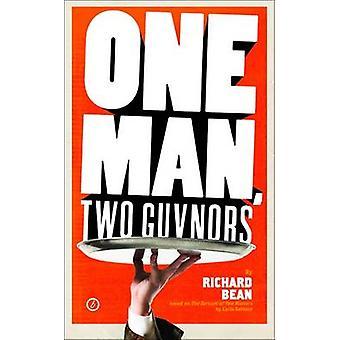 Ein Mann - zwei Guvnors (Broadway Ed) von Richard Bean - 9781849433846 B